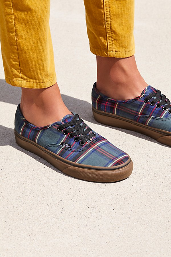 Slide View 1: Authentic Tartan Sneaker