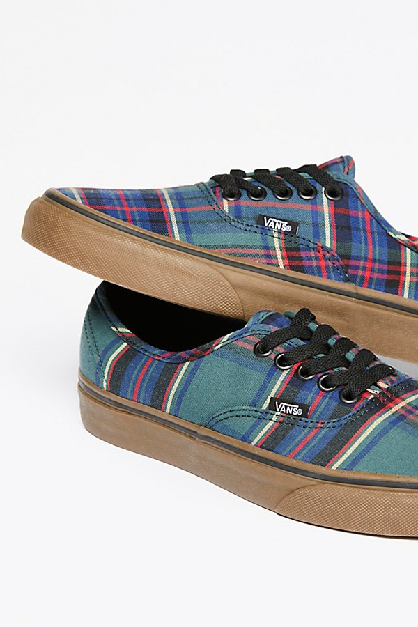 Slide View 3: Authentic Tartan Sneaker