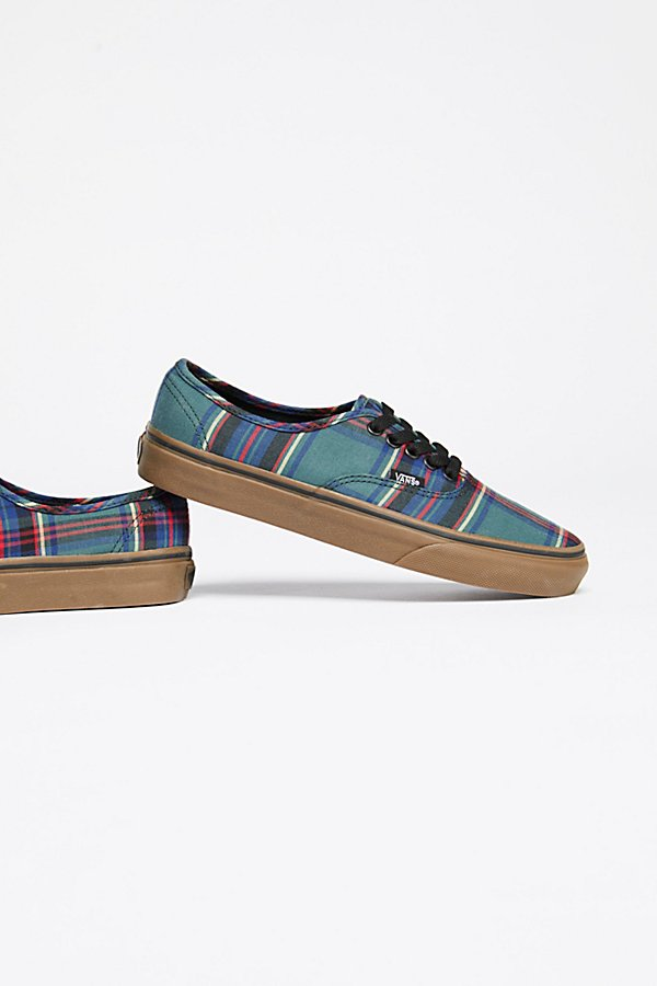Slide View 4: Authentic Tartan Sneaker