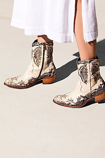 Lost Desert Western Boot