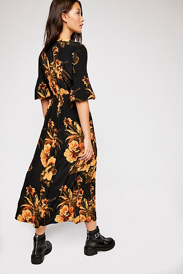 Slide View 2: Oliviera Midi Dress