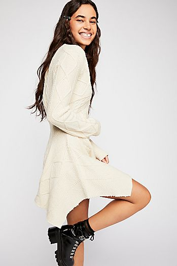 white dresses little white dresses free people
