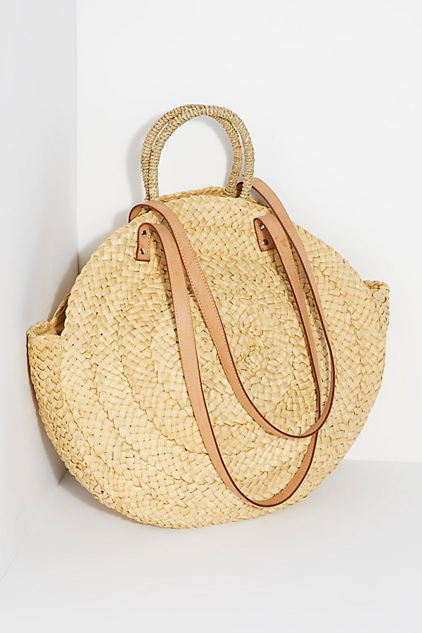 Slide View 2: Belize Straw Tote