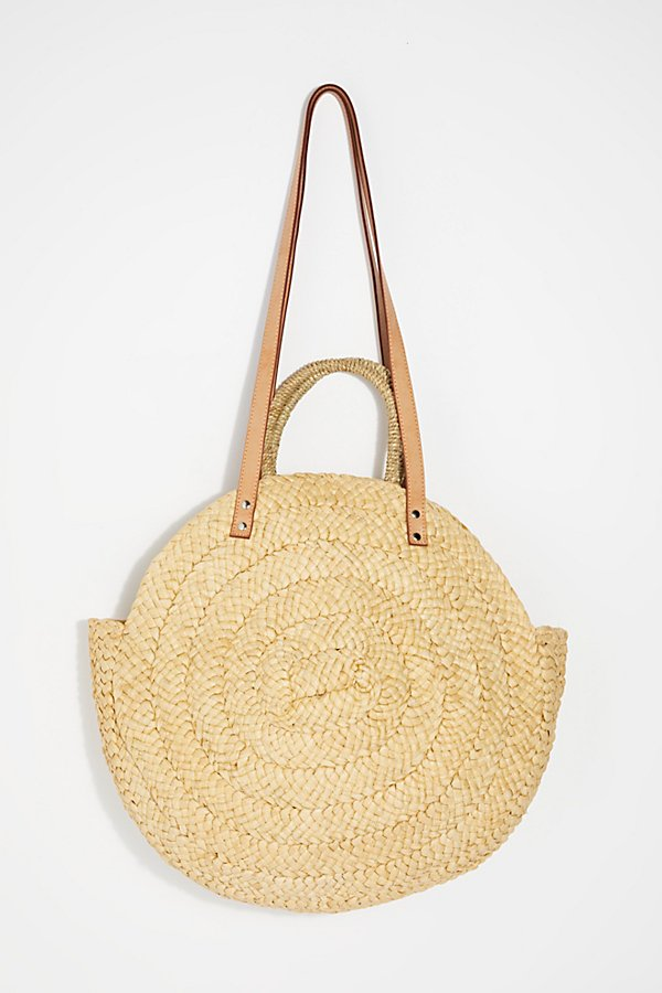 Slide View 4: Belize Straw Tote