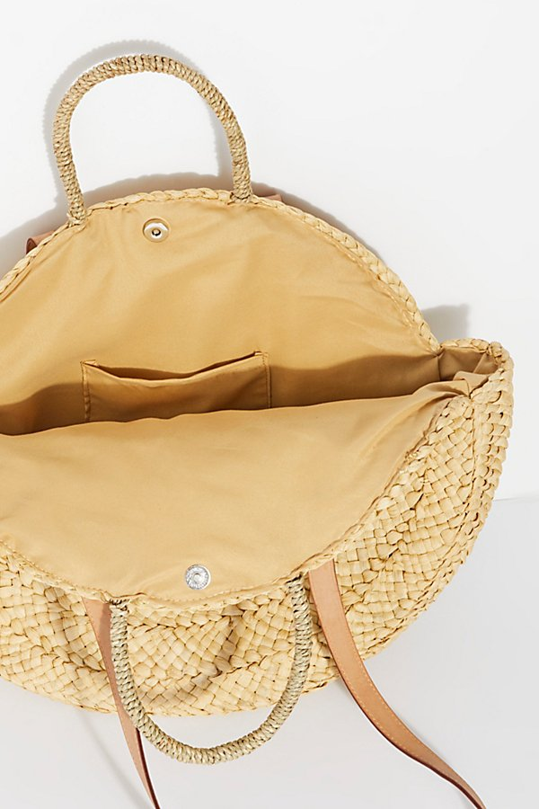 Slide View 5: Belize Straw Tote