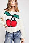 Thumbnail View 2: Cherry Pullover Jumper