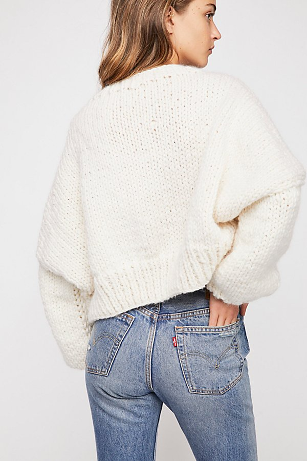 Slide View 3: Cherry Pullover Jumper