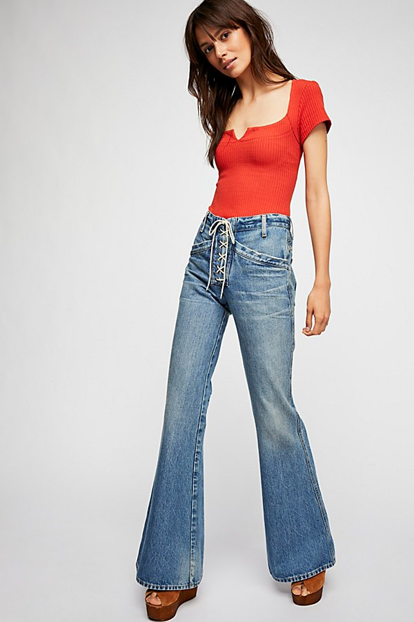 Slide View 2: Citizens of Humanity Sally Flare Jeans