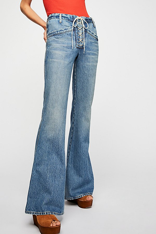Slide View 1: Citizens of Humanity Sally Flare Jeans