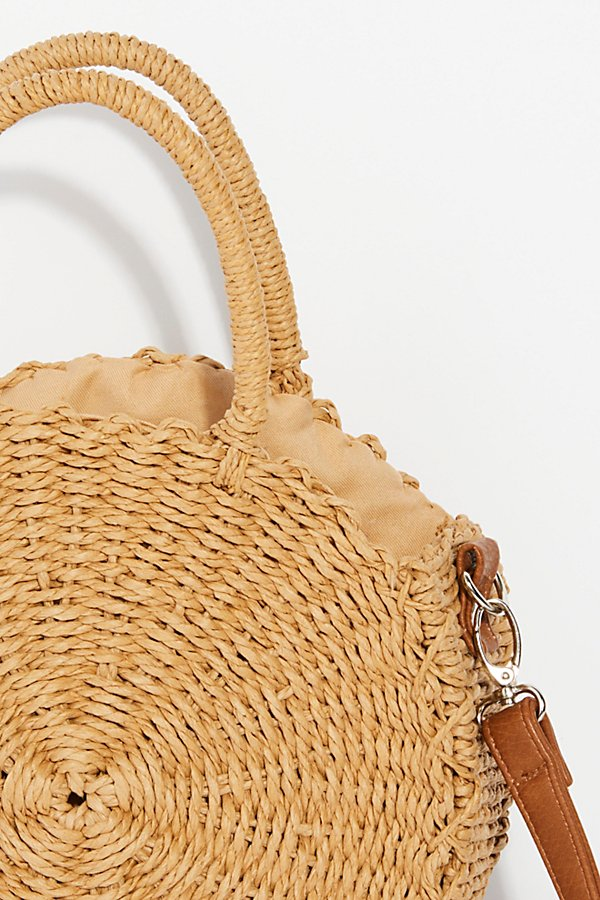 Slide View 3: Minka Straw Tote