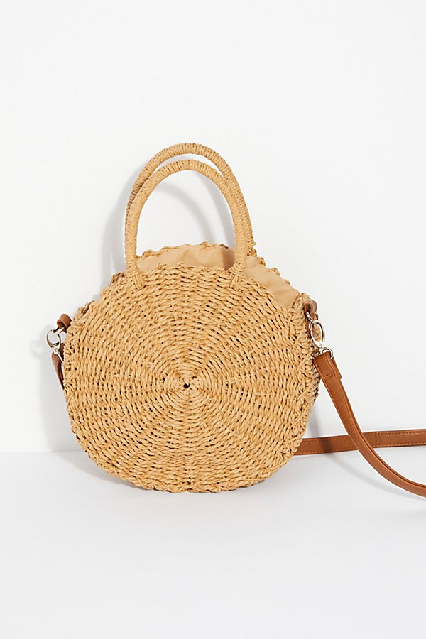 Slide View 4: Minka Straw Tote