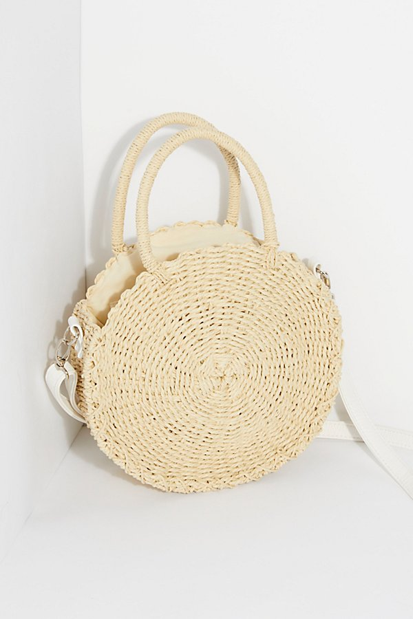 Slide View 2: Minka Straw Tote