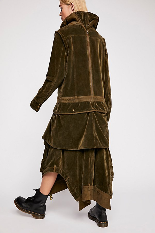 Slide View 2: Scott Trench Coat
