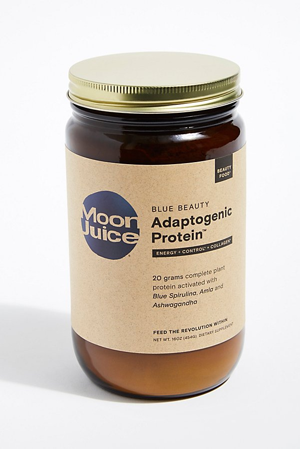 Slide View 1: Moon Juice Blue Beauty Adaptogenic Protein
