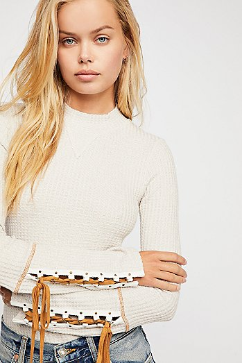 Mountaineer Cuff Top
