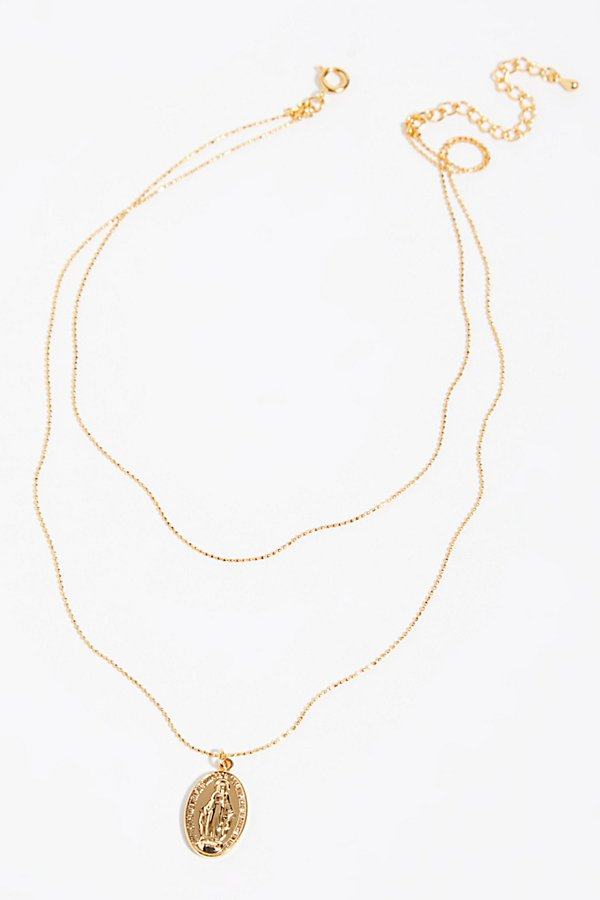 Slide View 2: Valentina Layered Necklace