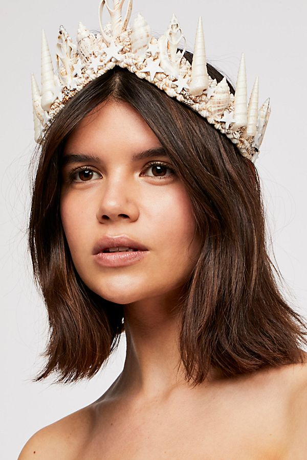 Aurora Mermaid Crown | Free People