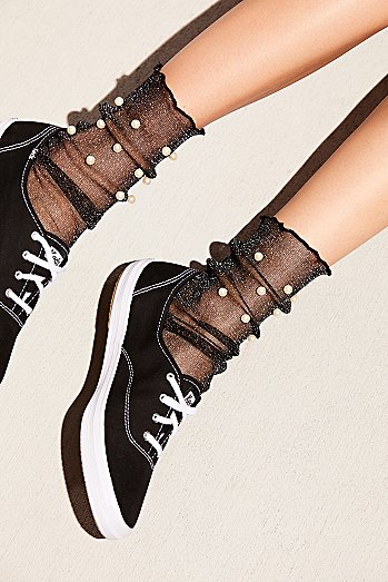 Dreamy Sheer Anklet