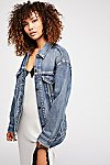 Thumbnail View 2: Levi's Baggy Trucker Denim Jacket
