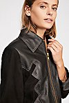 Thumbnail View 4: Western Leather Jacket