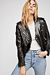 Thumbnail View 2: Loon Moto Leather Jacket