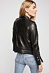 Thumbnail View 3: Loon Moto Leather Jacket