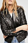 Thumbnail View 4: Loon Moto Leather Jacket