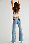 Thumbnail View 1: Firecracker Flare Jeans