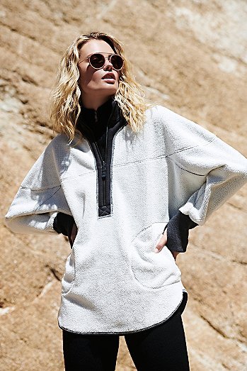Mountain Dreamin' Reversible Fleece
