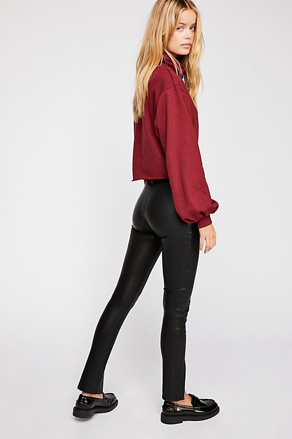 Slide View 2: Black Magic Vegan Skinny Pants