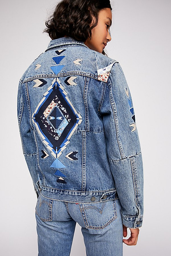 Slide View 4: Pub Crawl Denim Jacket
