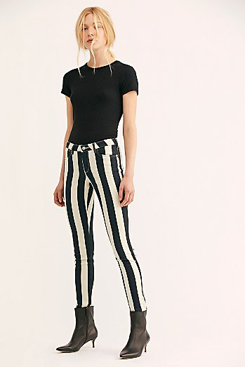 Scotch & Soda La Bohemienne Skinny Trousers