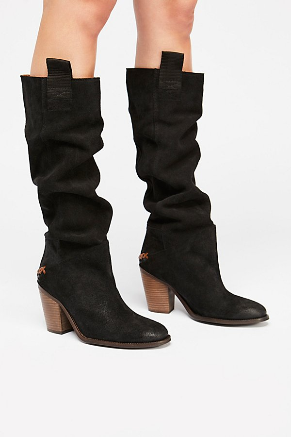 Slide View 2: Montgomery Slouch Boot