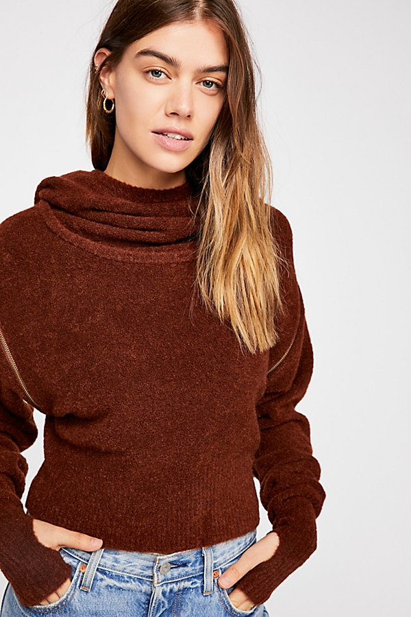 Slide View 2: Salta Crop Sweater