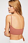 Thumbnail View 2: Barely There Seamless Longline Bra