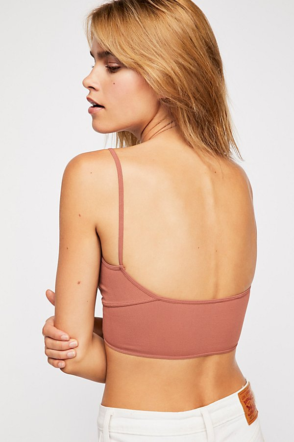 Slide View 2: Barely There Seamless Longline Bra