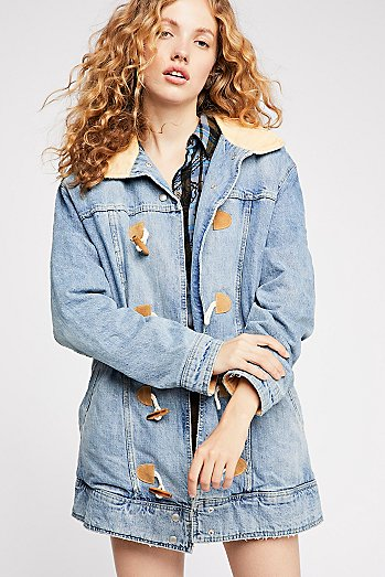 Coastal Denim Jacket
