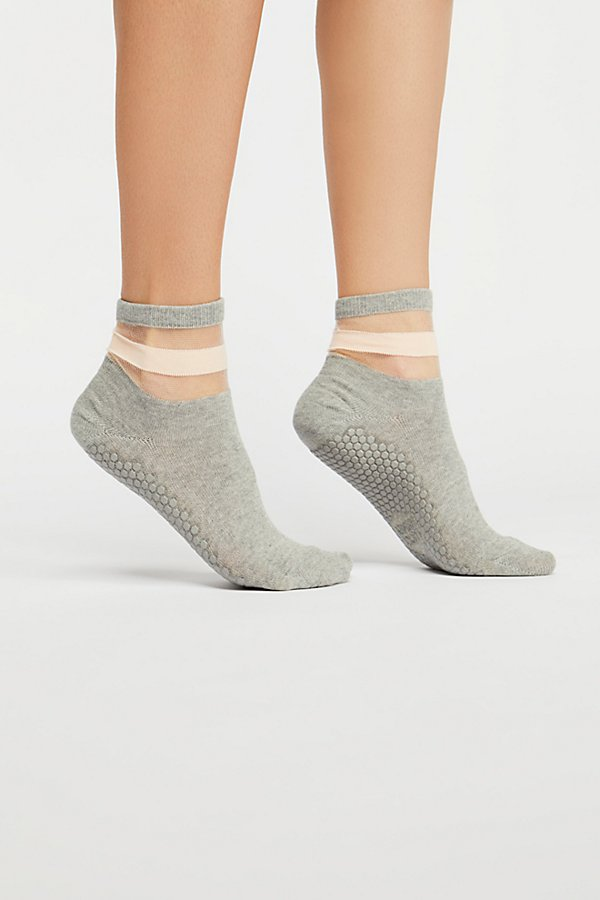 Slide View 1: Sheer Studio Grip Sock