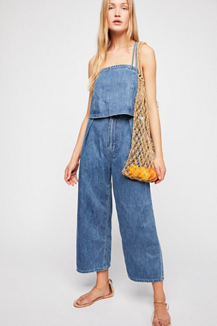 Riviera Denim Set by Free People