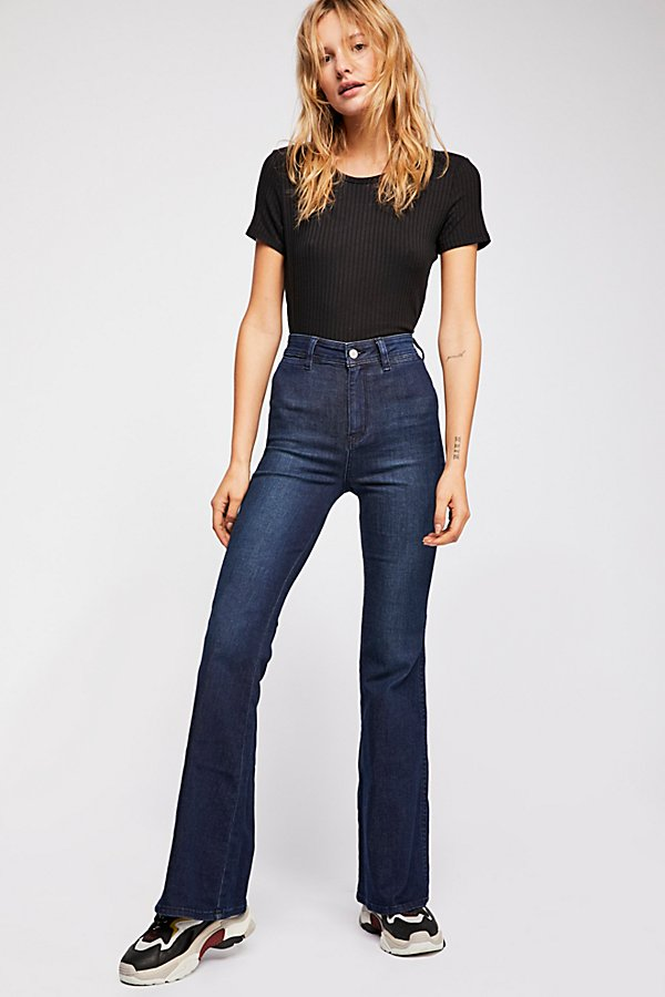 Slide View 2: Brooke Flare Jeans