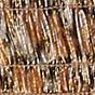 Cinnamon Aloquette Printed Lame