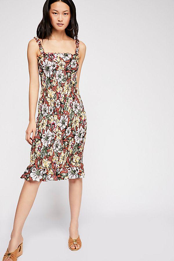 Maya Midi Dress | Free People
