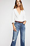 Thumbnail View 3: Low Slung Boyfriend Jeans