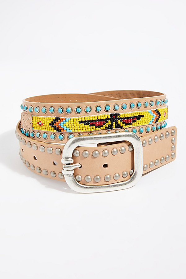 Slide View 2: Bravo Beaded Belt
