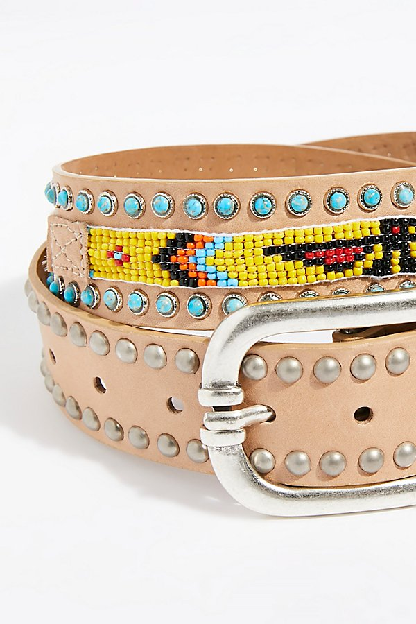 Slide View 3: Bravo Beaded Belt