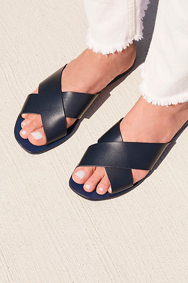 Slide View 1: Beau Slide Sandal