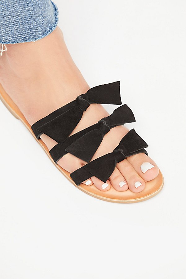Slide View 3: Sahara Slip On Sandal