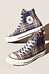 Thumbnail View 1: Plaid Hi-Top Chuck