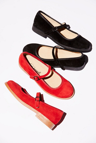 Veronica Mary Jane Flat by Free People