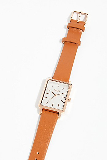 Baer Leather Watch